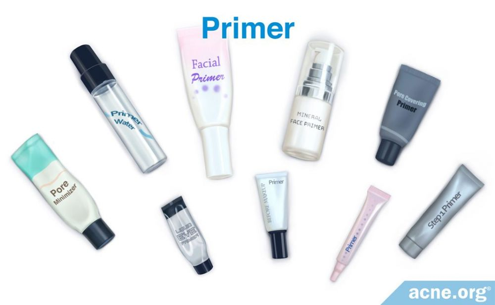Primer and Acne-prone Skin