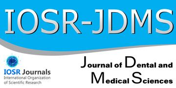 Journal of Dental and Medical Sciences