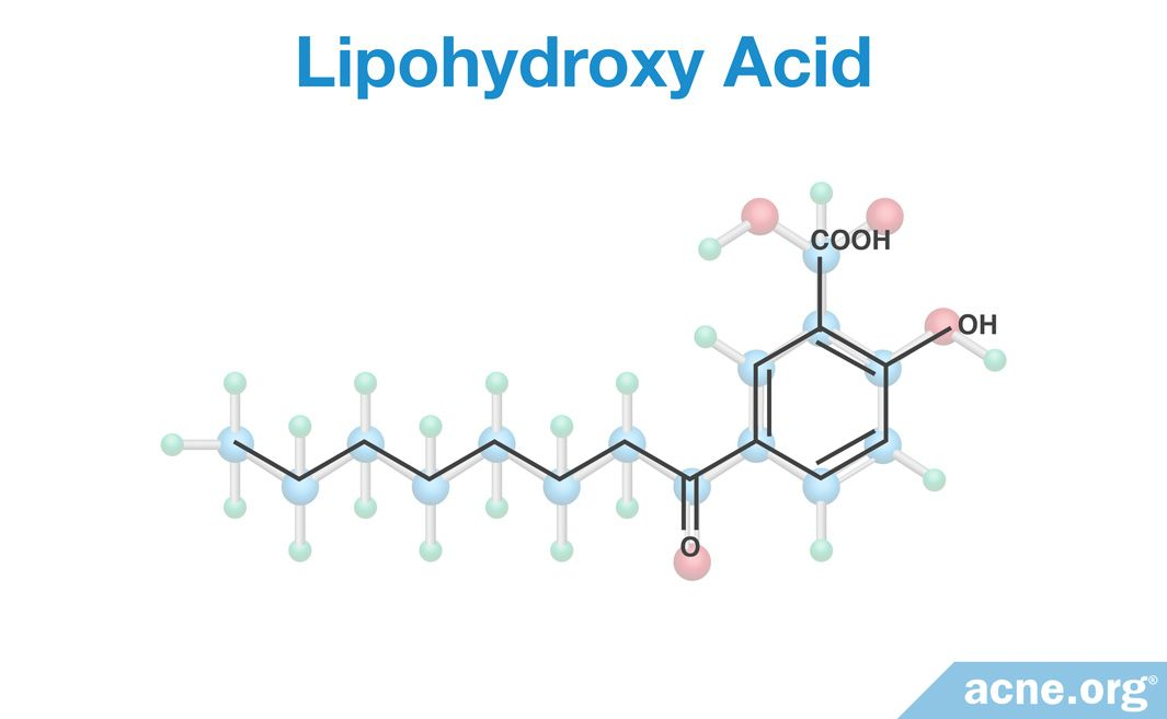 Lipohydroxy Acid Chemical Structure