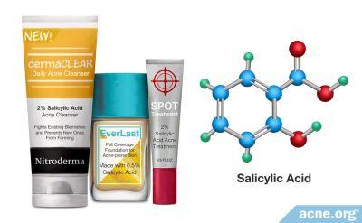 How Beta Hydroxy Acids (BHAs) Help with Acne