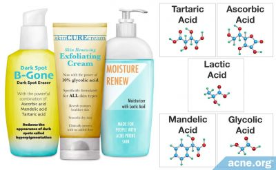How Alpha Hydroxy Acids (AHAs) Help with Acne