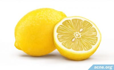 Does Lemon Juice Clear Acne?