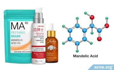How Mandelic Acid Helps with Acne