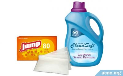 Does Fabric Softener Cause Acne?