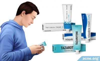 What Topical Retinoid Formulation Is Most Effective for the Treatment of Acne?