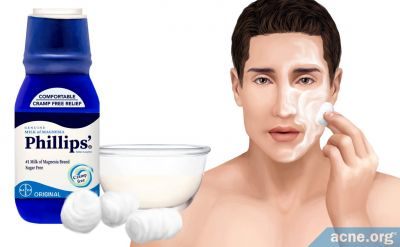 Can Milk of Magnesia Applied Topically Help with Acne?