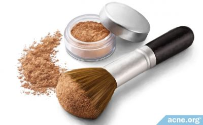 Is Mineral Makeup Good for Acne?