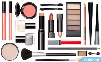 Can Makeup Cause Acne?