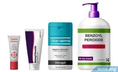 Does Benzoyl Peroxide Cause the Skin to Age Faster?