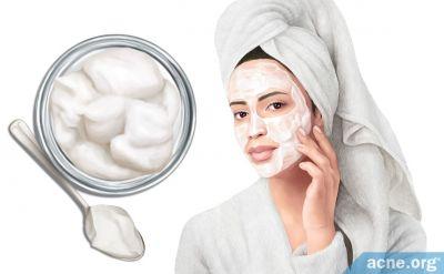 Can Applying Yogurt to the Skin Improve Acne?