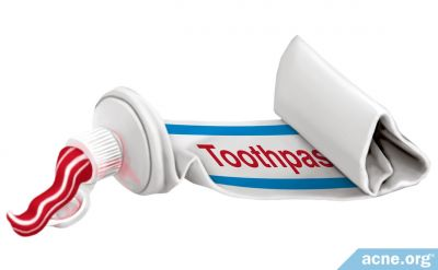 Can Applying Toothpaste to the Skin Treat Acne?