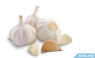 Does Garlic Help with Acne?