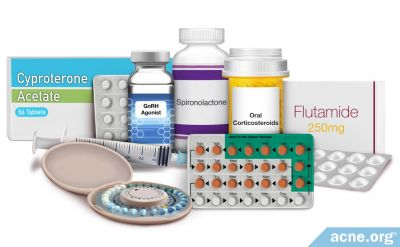 Hormonal Treatment for Acne