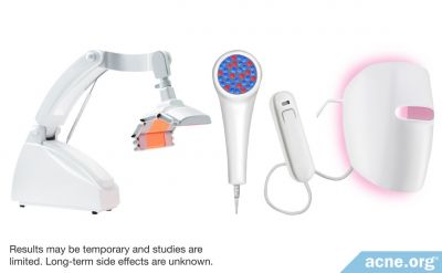 Light Therapy - Blue and/or Red Light