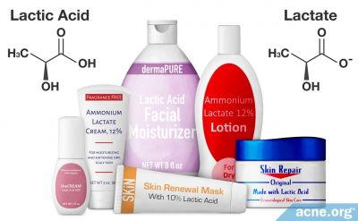 What Are the Chemical Structure of Lactic Acid and Lactate and How Is Lactic Acid Made?