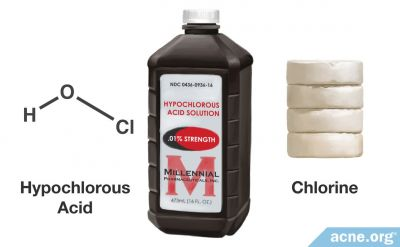 Hypochlorous Acid: What Is It, and Can It Help with Acne?