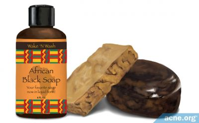 Can African Black Soap Help Acne?