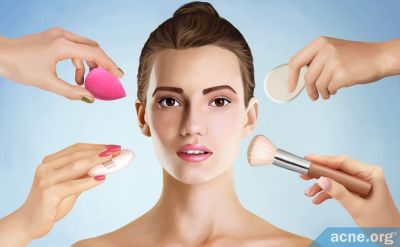 Can Makeup Brushes, Sponges, or Pads/Puffs Cause Acne?