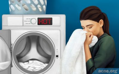 How Often Should an Acne-prone Person Wash Their Towel?