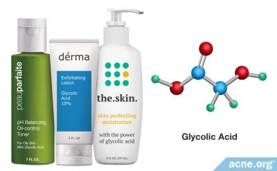 How Glycolic Acid Helps with Acne