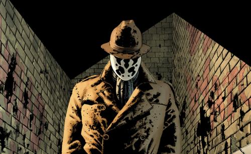 Rorschach's Photo