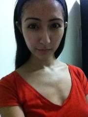 Full face - no makeup