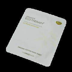 TheFaceShop: Arsainte Eco-Therapy extreme moisture cotton face mask