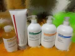 Acne improvement process